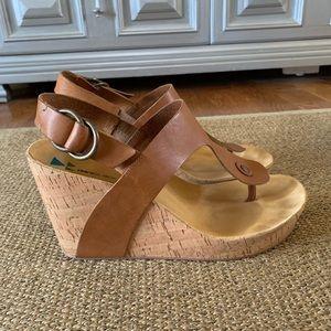 Daniblack for Anthropologie Cruise sandal Sz 9